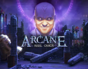 Arcane Reel Chaos video slot logo