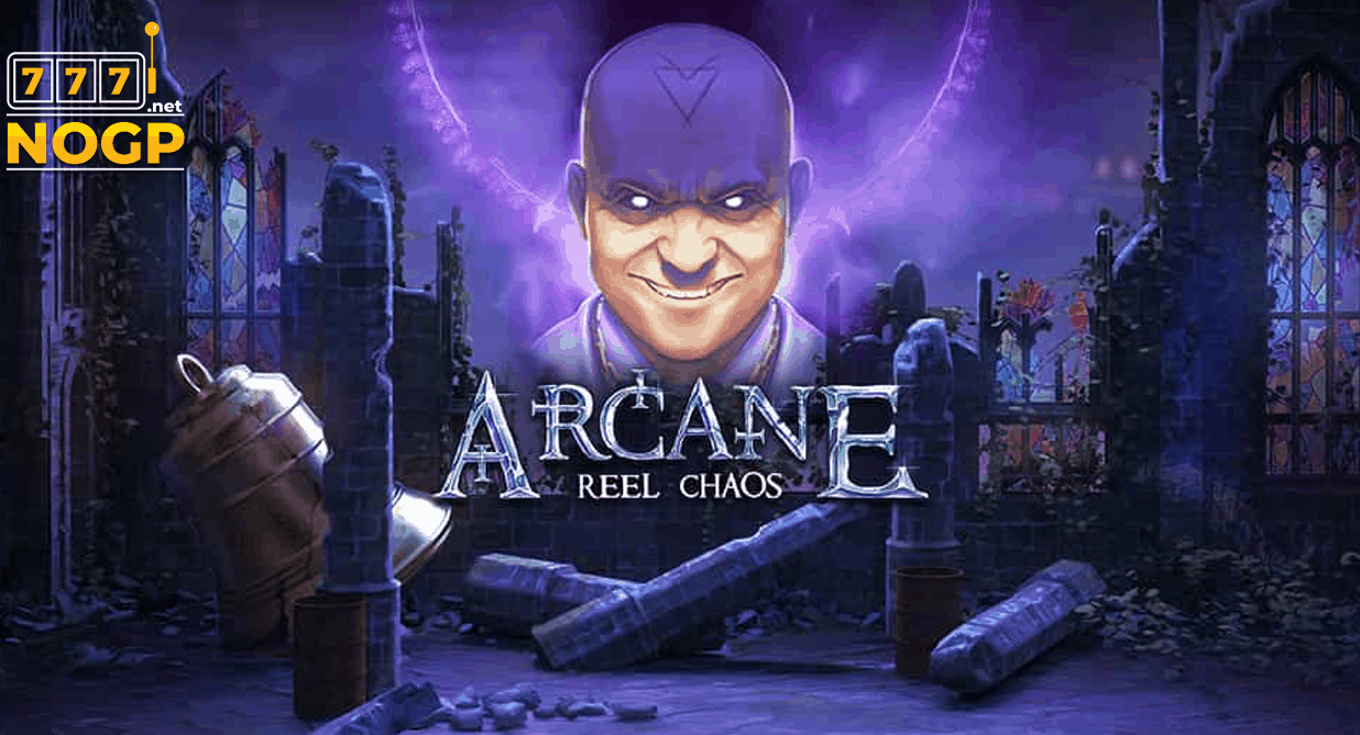 Arcane Reel Chaos video slot van NetEnt