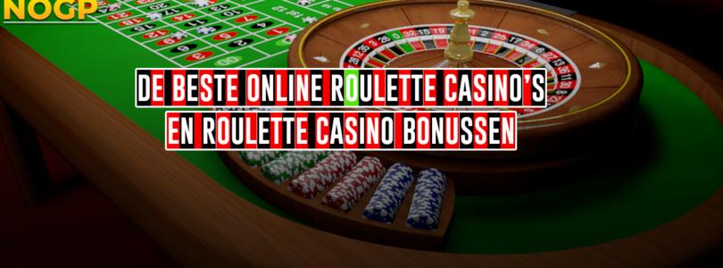 De beste online roulette casinos en roulette bonussen