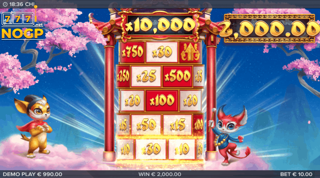 Chi video slot - Fortune Reels