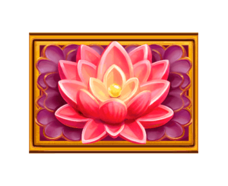 Chi video slot ELK Studios - Lotus flower symbol