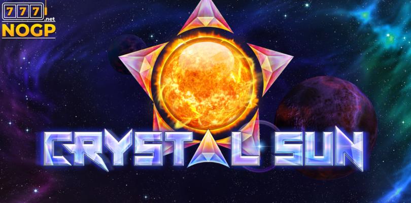Crystal Sun video slot logo