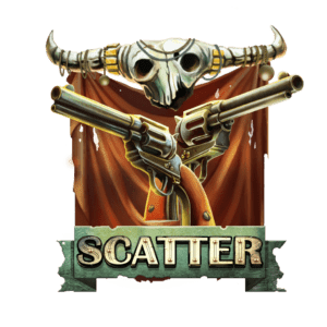 Dead or Alive 2 slot - Scatter symbool
