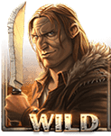 Dead or Alive 2 video slot - Wild symbol