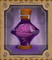 Dr Fortuno video slot - Diamond Potion symbol