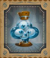 Dr Fortuno video slot - Spades Potion symbol