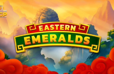 Eastern Emeralds video slot logo