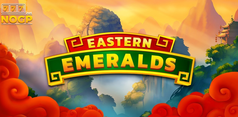 Eastern Emeralds video slot logo