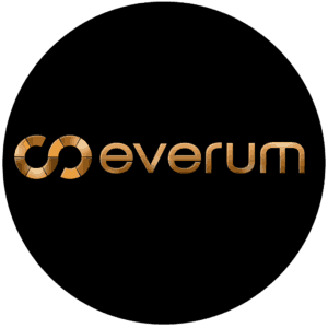 Everum Casino logo rond
