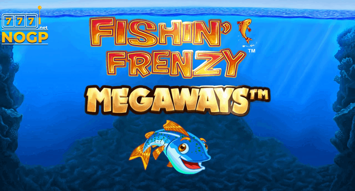 Fishin' Frenzy Megaways video slot van Blueprint Gaming