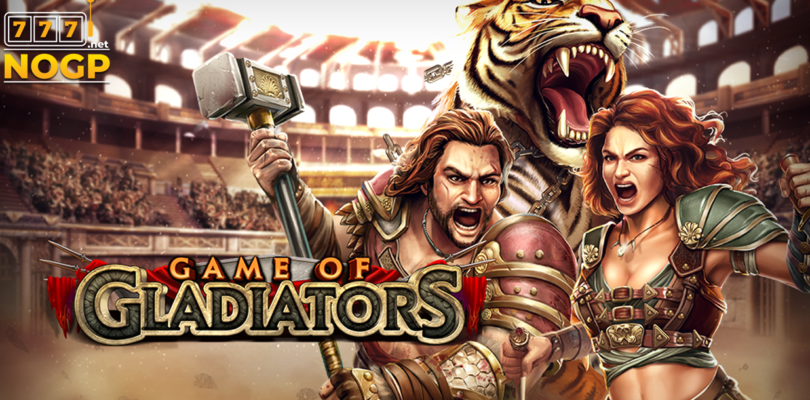 Game of Gladiators video slot slot