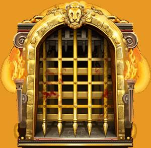 Game of Gladiators - Scatter symbool