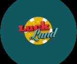 Luckland Casino logo vierkant