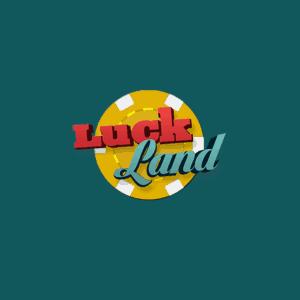 Luckland Casino logo round