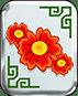 Mahjong 88 video slot Play'n GO - Red flower symbol