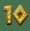 Medusa Megaways video slot - 10 symbol