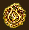 Medusa Megaways video slot - Golden Snakes symbol