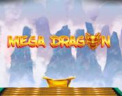 Mega Dragons slot logo