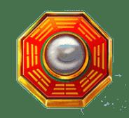Mega Dragons video slot - Pearl Ornaments symbol