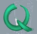 Mega Dragons video slot - Q symbol