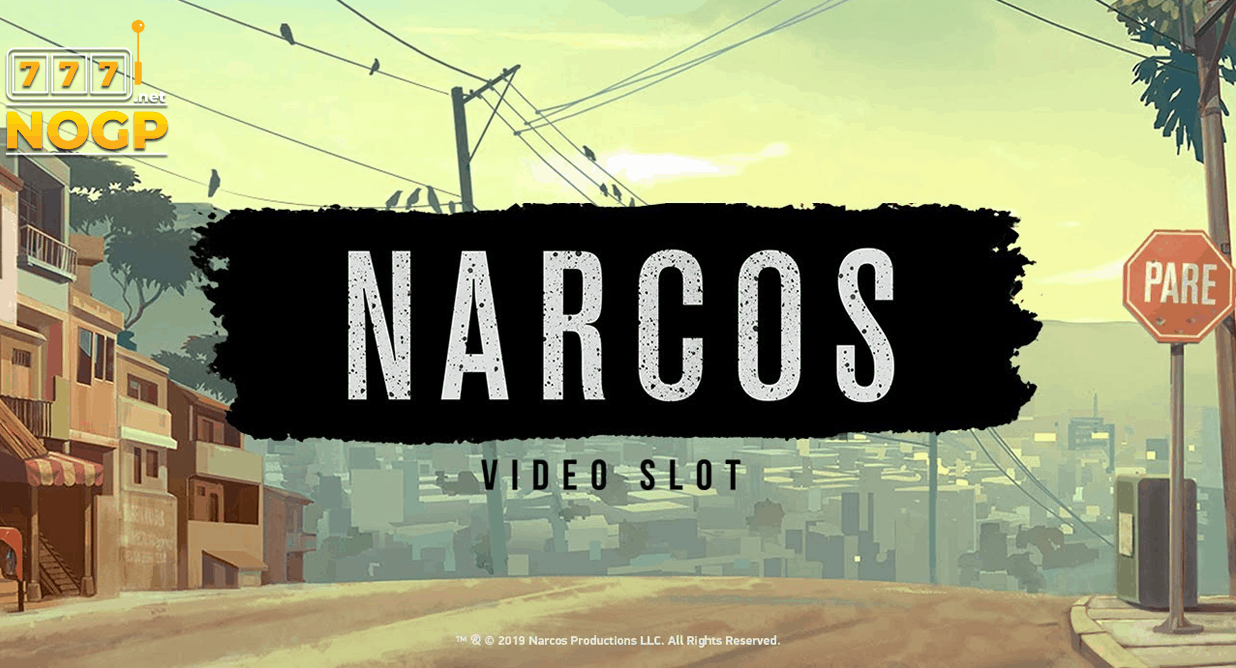 Narcos video slot van NetEnt