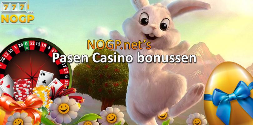Online Casino bonussen voor Pasen