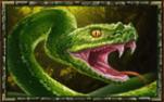Phoenix Reborn video slot - Snake symbol