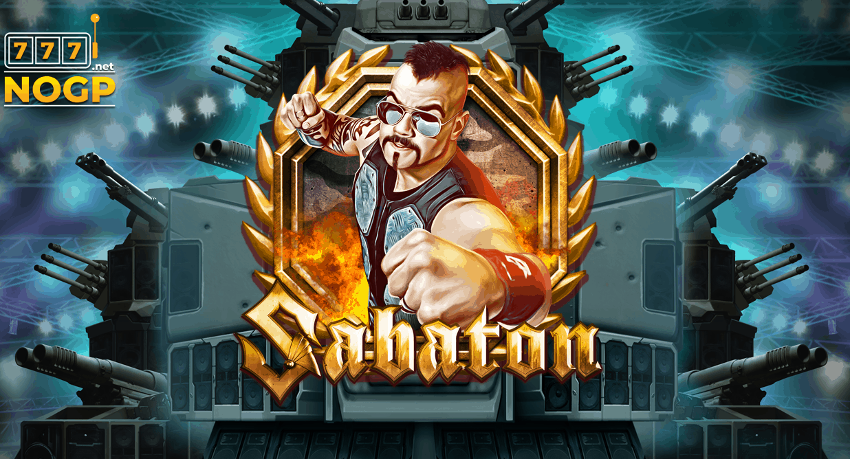 Sabaton video slot van Play'n GO