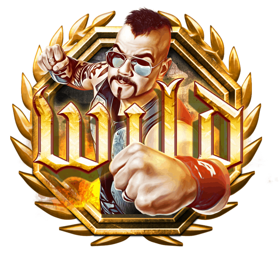 Sabaton video slot - Wild symbol