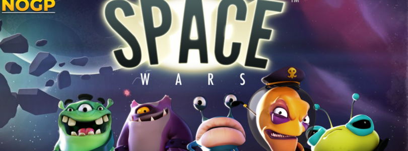 Space Wars video slot NetEnt