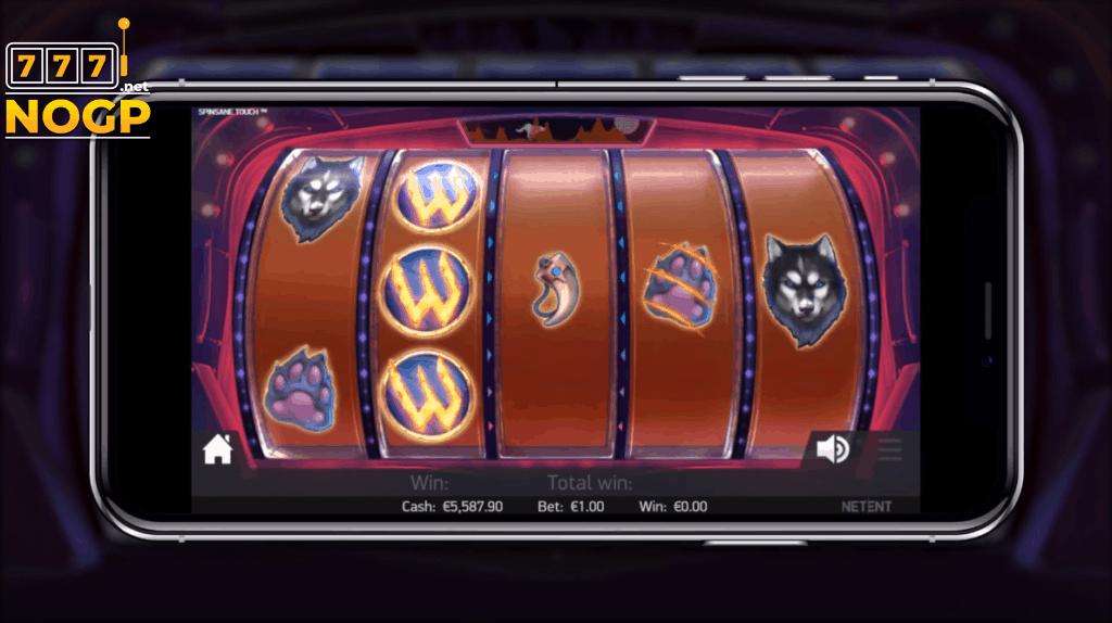 Spinsane video slot - Gratis spins feature