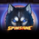 Spinsane video slot logo