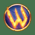 Spinsane slot - Wild symbol