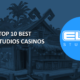 NOGP's top 10 best accredited ELK Studios Casino's