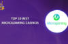 NOGPs Top 10 best Microgaming Casinos