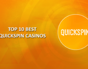 NOGP's top 10 best accredited Quickspin Casino's