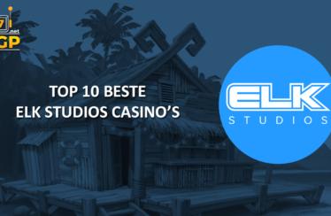 Top 10 beste ELK Studios Casino´s