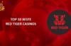 NOGP's Top 10 beste geaccrediteerde Red Tiger Casinos