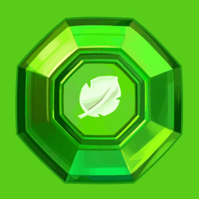 Wild Worlds video slot NetEnt - Hexagon symbol
