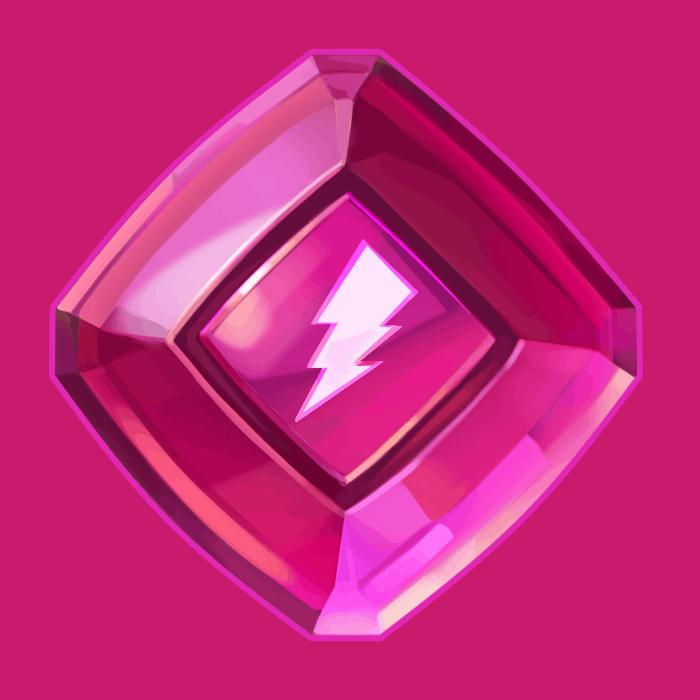 Wild Worlds video slot NetEnt - Rhombus symbol
