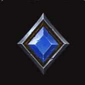 Wilhelm Tell video slot - Diamond symbol