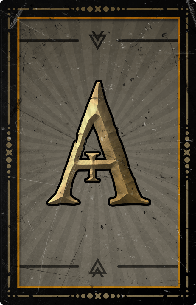 Arcane Reel Chaos video slot - A symbol
