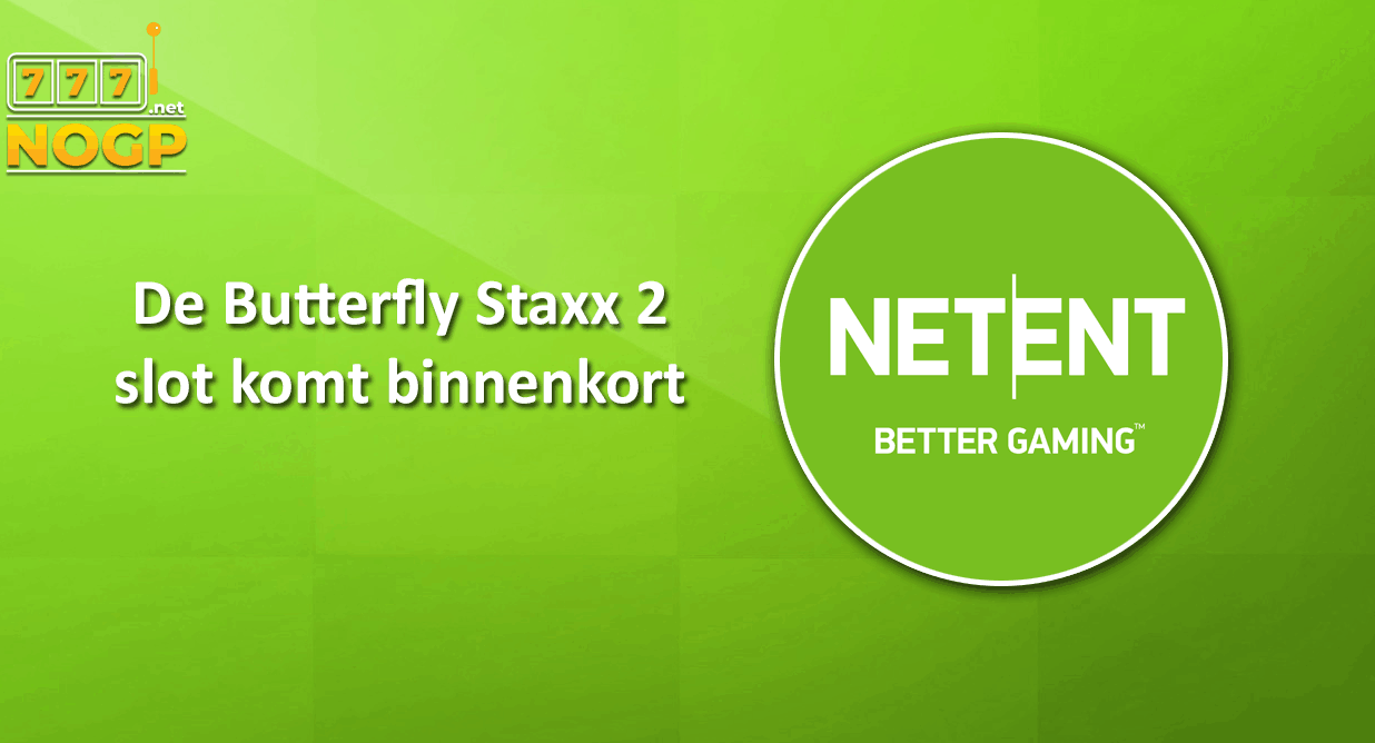 Butterfly Staxx 2 video slot van NetEnt
