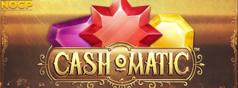 Cash-O-Matic video slot logo