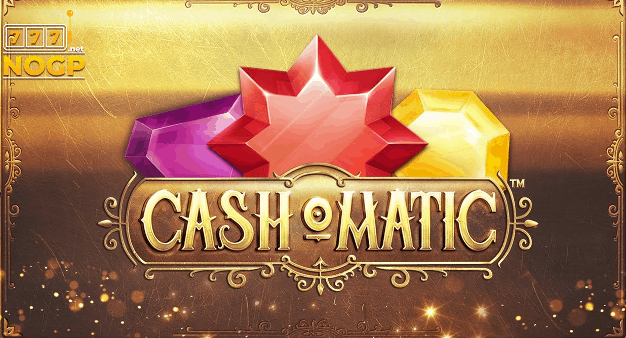 Cashomatic video slot van NetEnt