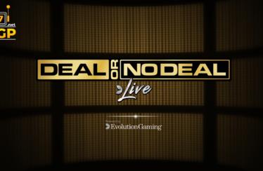 Deal or No Deal live logo