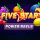 Five Star Power Reels video slot logo