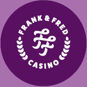 Frank & Fred Casino logo round