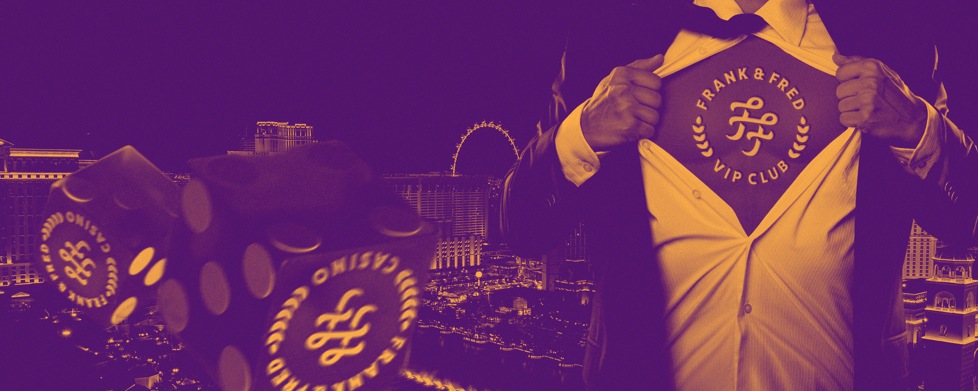 Frank & Fred Casino VIP