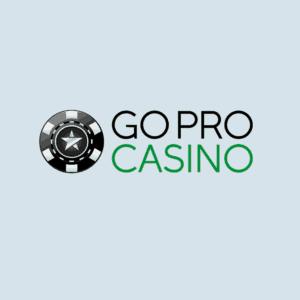 Go Pro Casino logo round
